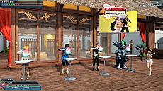 画像(062)「PSO2」,7周年を記念した期間限定クエストが登場。ストーリークエストも配信され,東京フィールドにはローソンが