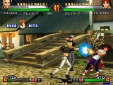 THE KING OF FIGHTERS'98 ULTIMATE MATCH FINAL EDITION for NESiCAxLive