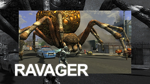 EARTH DEFENSE FORCE:INSECT ARMAGEDDON