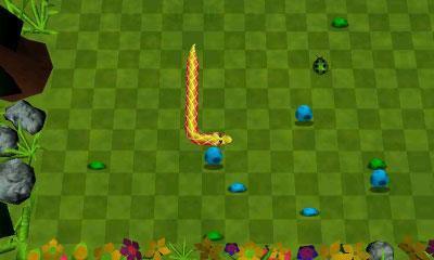 ゲーム ヘビ