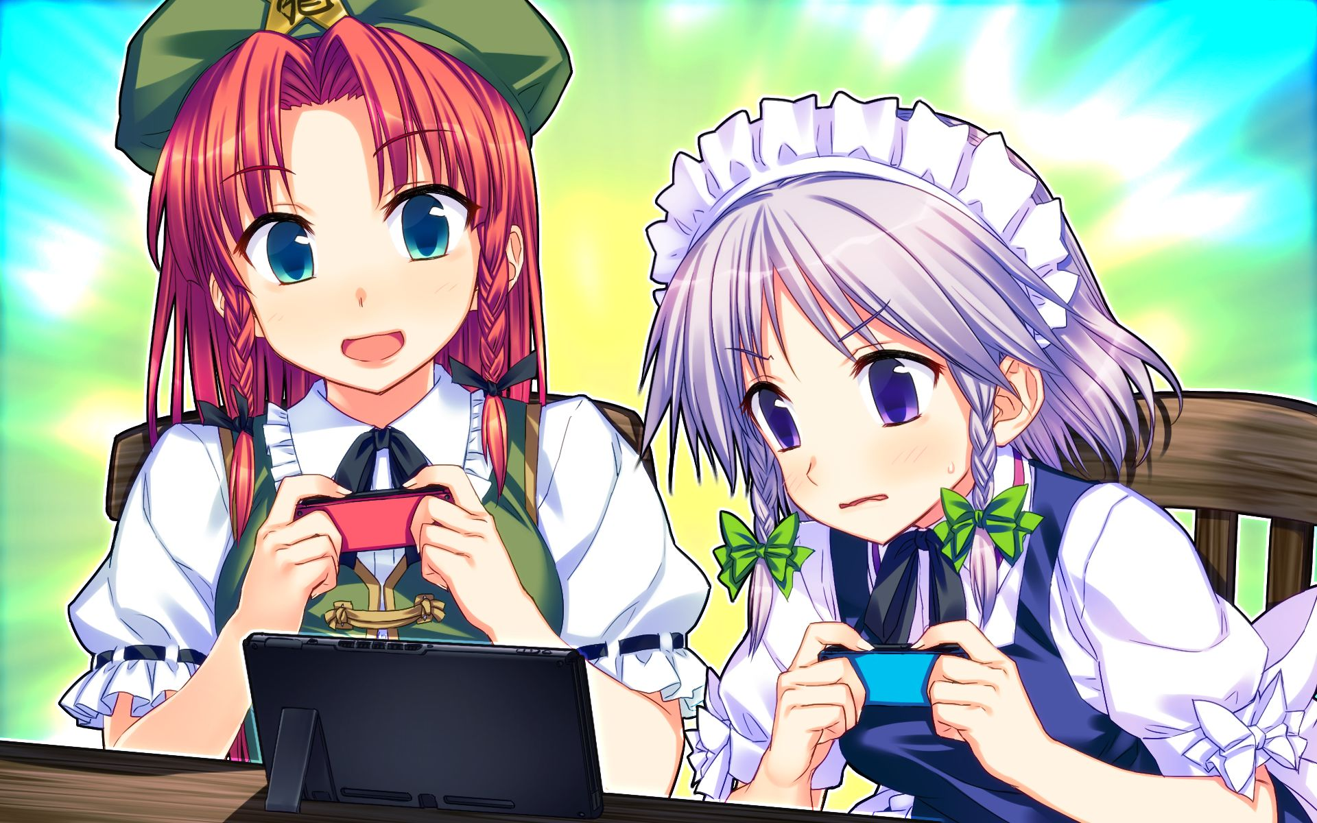 画像集 012 Nintendo Switchに東方projectのファンメイドゲーム 東方