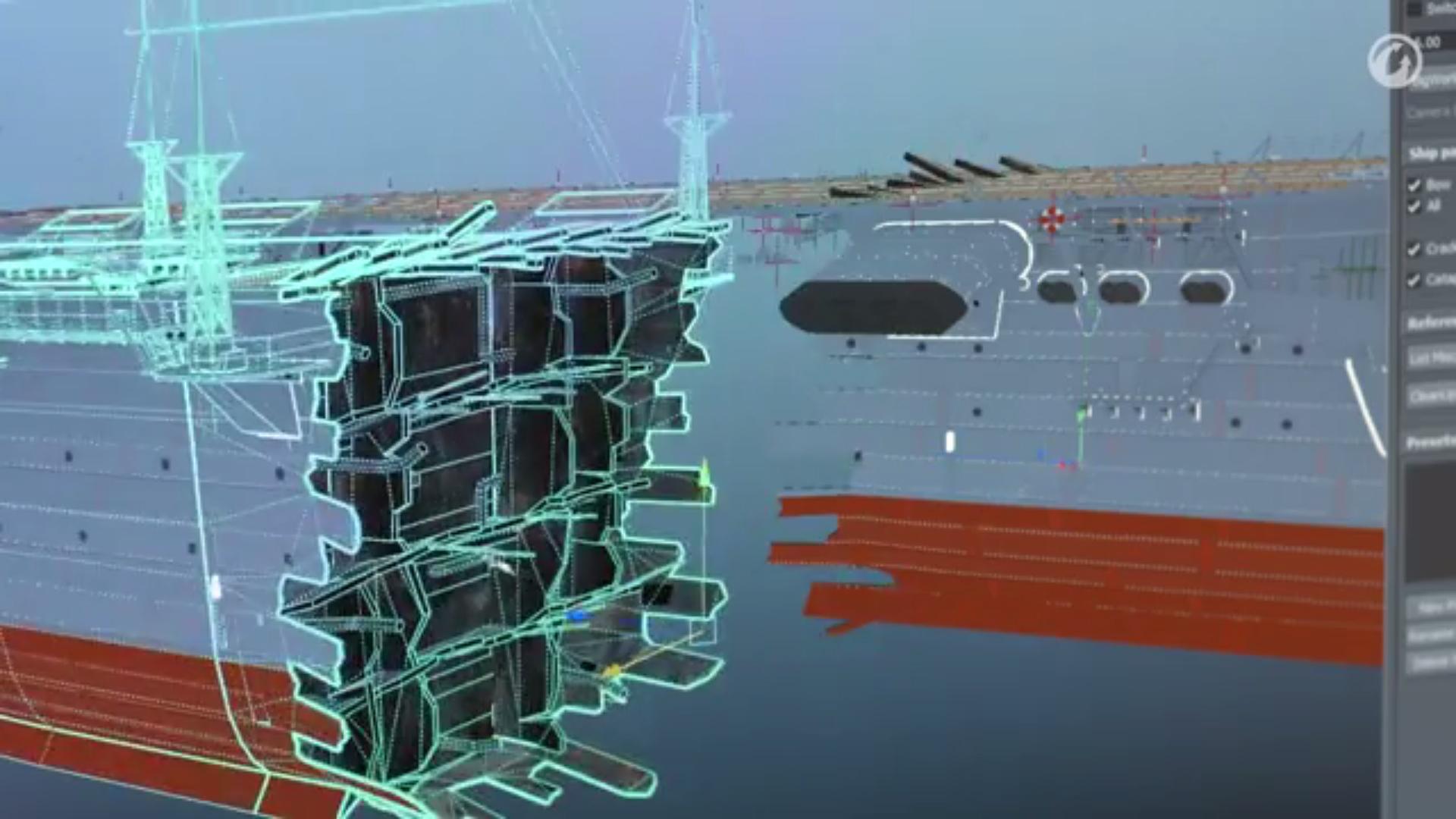 画像集 004 World Of Warships 開発者日記の第5弾を公開 巡洋艦