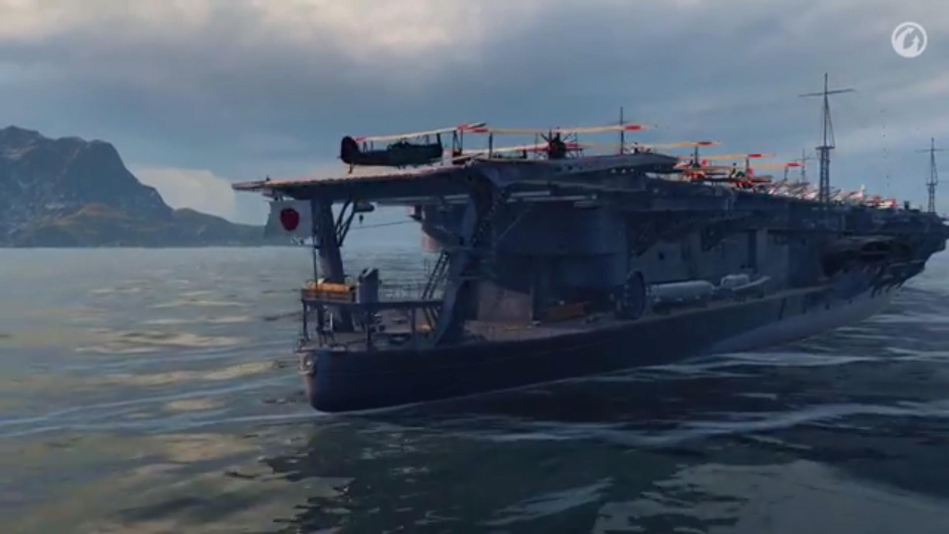画像集 005 World Of Warships 開発者日記の第5弾を公開 巡洋艦