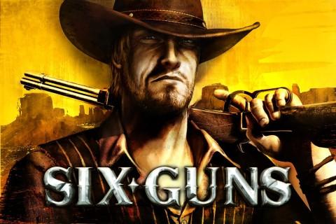 シックス・ガンズ」,アメリカ開拓時代の西部を歩き回ろう。本日より無料配信