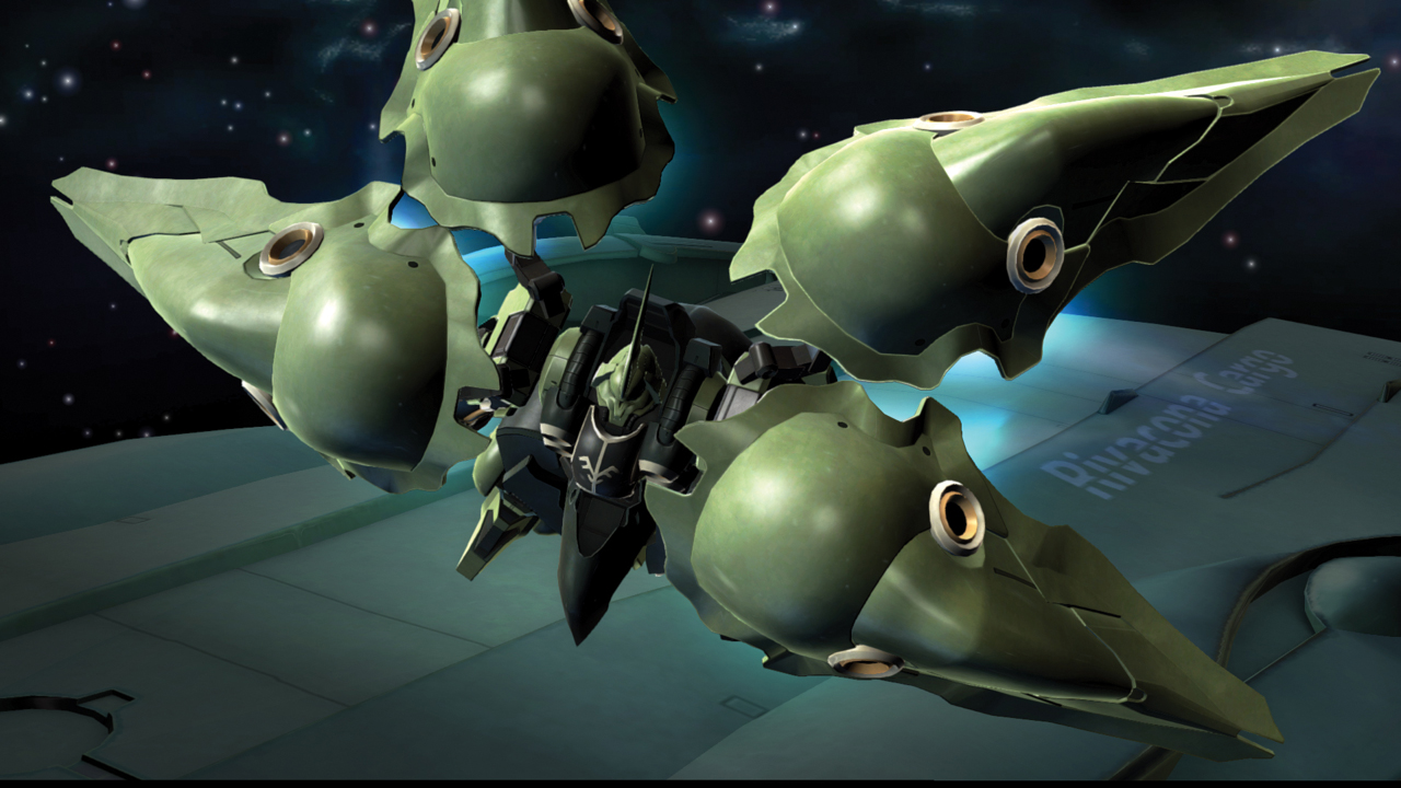 画像集 011 機動戦士ガンダムuc がps3で12年春に登場 シャアの