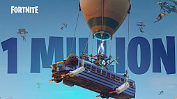 fortnite 新ゲームモード battle royale は実装初日に100万人以上が