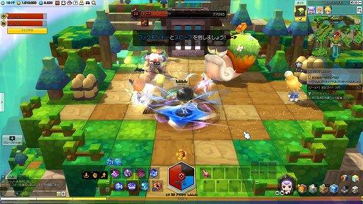 画像(003)「メイプルストーリー2」開発チームにインタビュー。自由な遊び場で好きなコンテンツが楽しめる