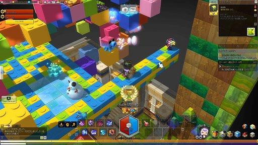 画像(004)「メイプルストーリー2」開発チームにインタビュー。自由な遊び場で好きなコンテンツが楽しめる