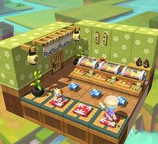 画像(010)「メイプルストーリー2」の正式サービスが本日スタート。3Dとなったメイプルワールドで「つくって」楽しむPC用MMORPG