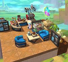 画像(012)「メイプルストーリー2」の正式サービスが本日スタート。3Dとなったメイプルワールドで「つくって」楽しむPC用MMORPG