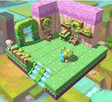 画像(013)「メイプルストーリー2」の正式サービスが本日スタート。3Dとなったメイプルワールドで「つくって」楽しむPC用MMORPG