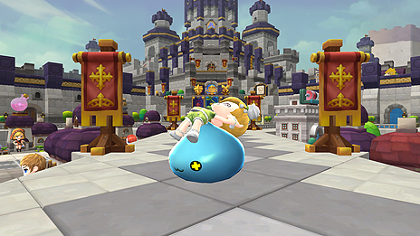 画像(021)「メイプルストーリー2」の正式サービスが本日スタート。3Dとなったメイプルワールドで「つくって」楽しむPC用MMORPG