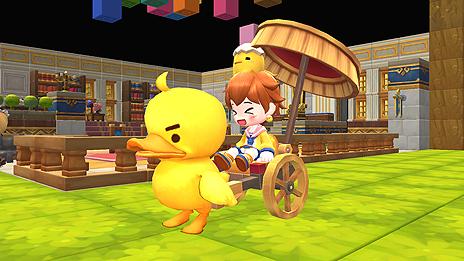 画像(024)「メイプルストーリー2」の正式サービスが本日スタート。3Dとなったメイプルワールドで「つくって」楽しむPC用MMORPG