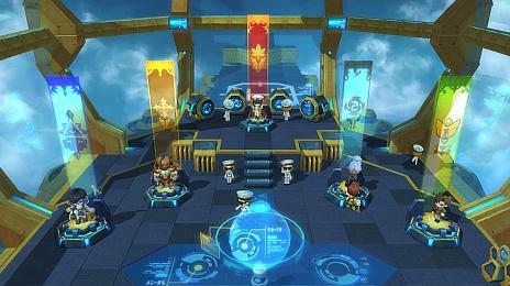 画像(008)「メイプルストーリー2」,自然の力を操る新職業「ソウルバインダー」が登場。新コンテンツ「艦船スカイフォートレス」の実装も