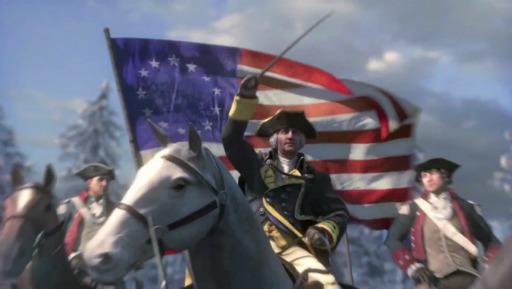 「Assassin's Creed III」が正式に発表。アメリカ独立戦争の裏で暗躍する若者が主人公に