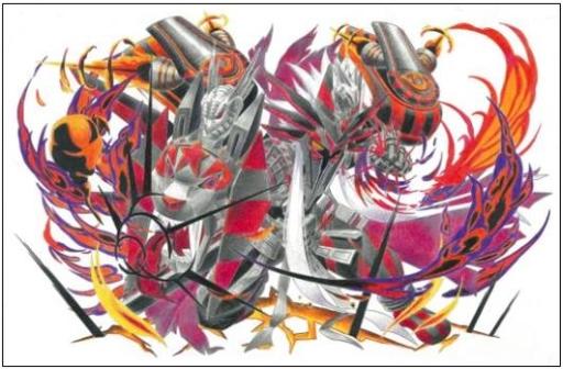 第1回 パズドラ塗り絵コンテストの結果発表ガンホー賞はゲーム内に