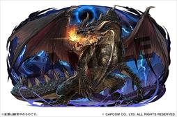 画像(002)「パズドラ」×「モンスターハンター」シリーズコラボ第3弾が3月25日にスタート。「黒龍 ミラボレアス」「アカムトルム」らが参戦