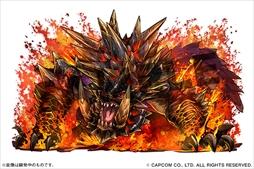 画像(003)「パズドラ」×「モンスターハンター」シリーズコラボ第3弾が3月25日にスタート。「黒龍 ミラボレアス」「アカムトルム」らが参戦