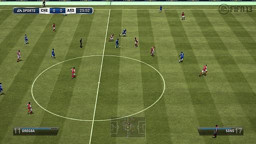 FIFA 13 ワールドクラス サッカ...