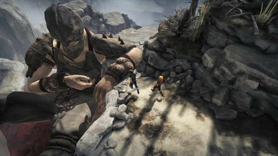 「Brothers - A Tale of Two Sons」の画像検索結果