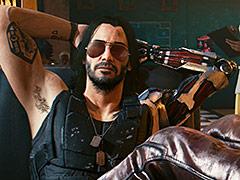 「サイバーパンク2077」のNight City Wire第5回が公開。キアヌ・リーブスさん演じるジョニー・シルヴァーハンドや使用技術などにフォーカス
