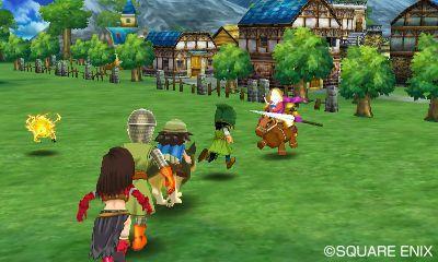 3DS版「ドラゴンクエストVII エ...
