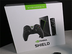 [CES 2017]新型Android TV「SHIELD」には技適マークあり。NVIDIAブースで実機をじっくりチェックしてきた