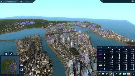 都市交通シム cities in motion 2 がリリース 広大な都市風景が美しい