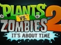 「Plants vs. Zombies 2: It's About Time」が2013年7月にリリース決定。「Plants vs. Zombies」ファン待望の新作だ