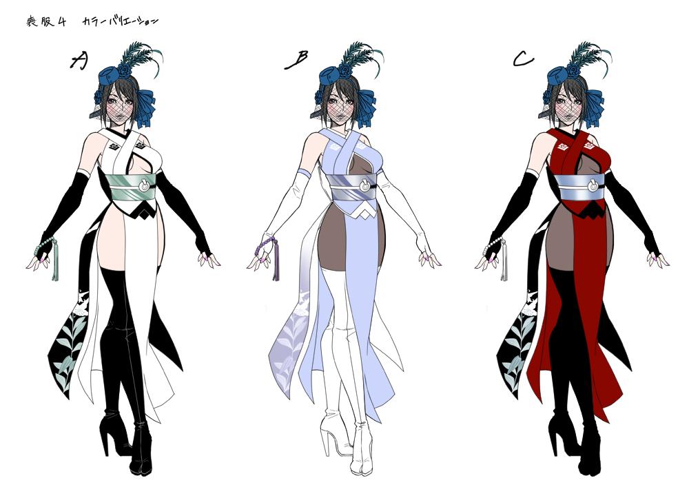 COLISEUM」新規キャラクター「エリザベス・ローズマリー」が本日実装に