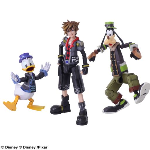Kingdom Hearts 3 III Sora Toy Box Toy Story Acrylic Keychain Disney