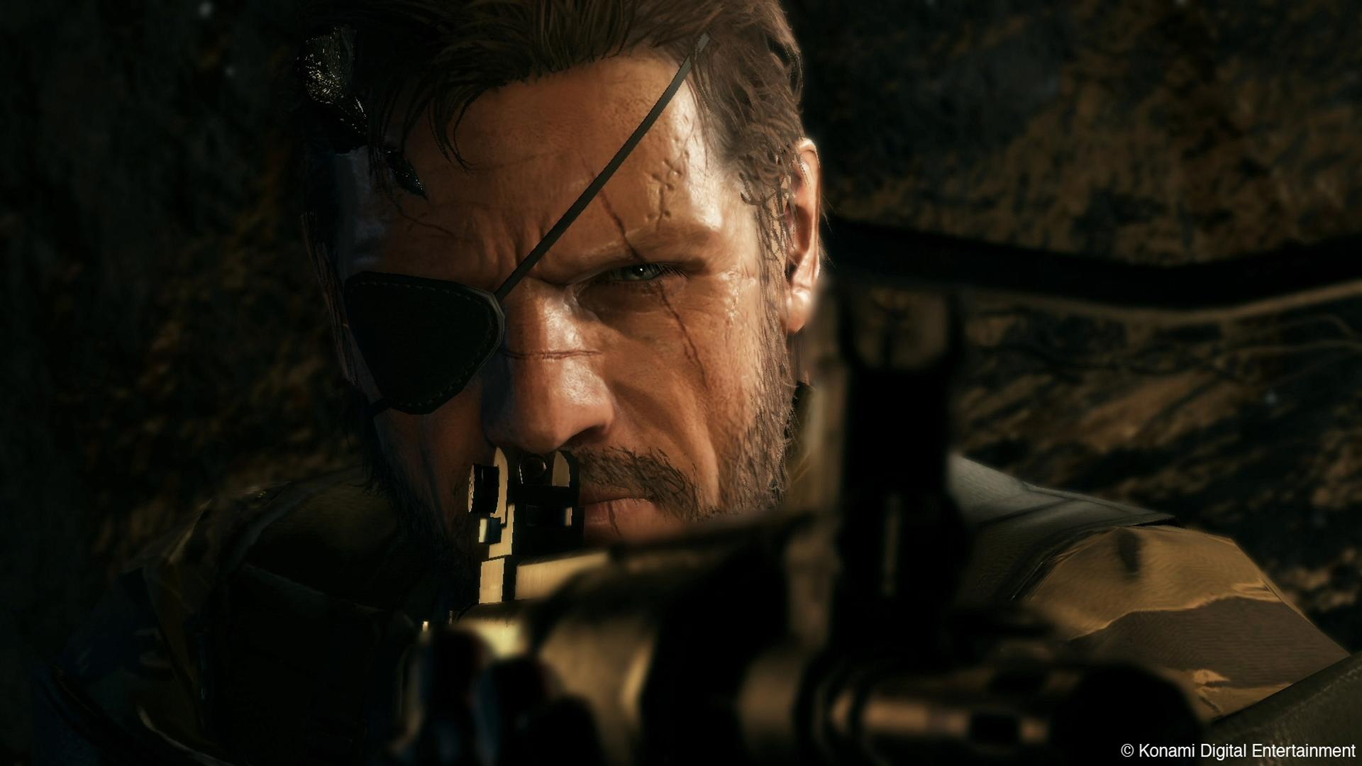 画像集 026 Metal Gear Solid V The Phantom Pain Mgs5 Ps4 4gamer