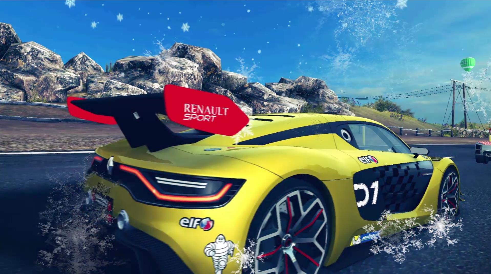 アスファルト8 Airborne Lamborghini Egoistaなど15台の新マシンを追加
