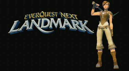 誰でもノーラス大陸の景勝地作りに参加できる。「EverQuest Next