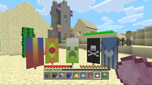 Minecraft:Playstation 4 Edition