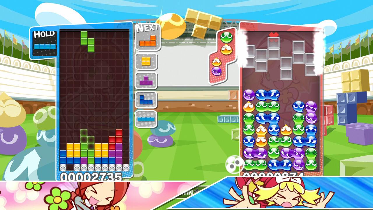 ぷよぷよテトリス 3ds 4gamer net