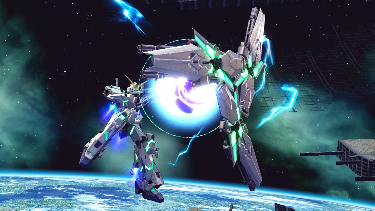 画像集 028 機動戦士ガンダムextreme Vs Maxi Boost 新たな機体