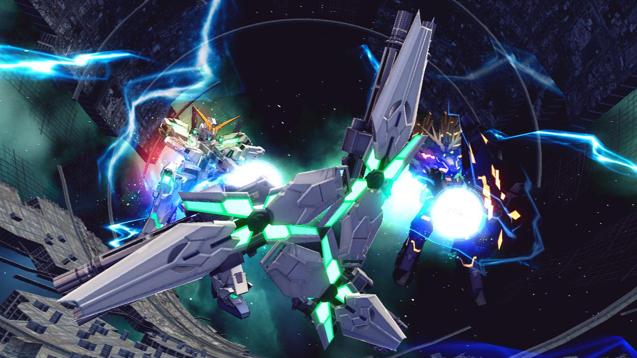 画像集 035 機動戦士ガンダムextreme Vs Maxi Boost 新たな機体
