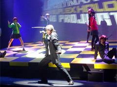 舞台「ペルソナ4 ジ・アルティマックス ウルトラスープレックスホールド」のゲネプロをレポート。迫力の3D演出による新たな舞台のスタイルを体感