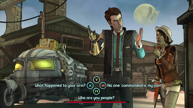 tales from the borderlands ps3 4gamer net