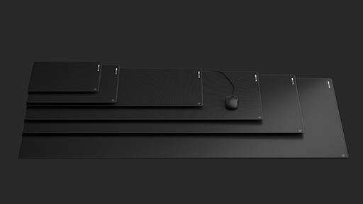 画像集#002のサムネイル/eスポーツ向けを謳うMionix製マウス「NAOS Pro」「CASTOR Pro」「AVIOR Pro」が国内発売