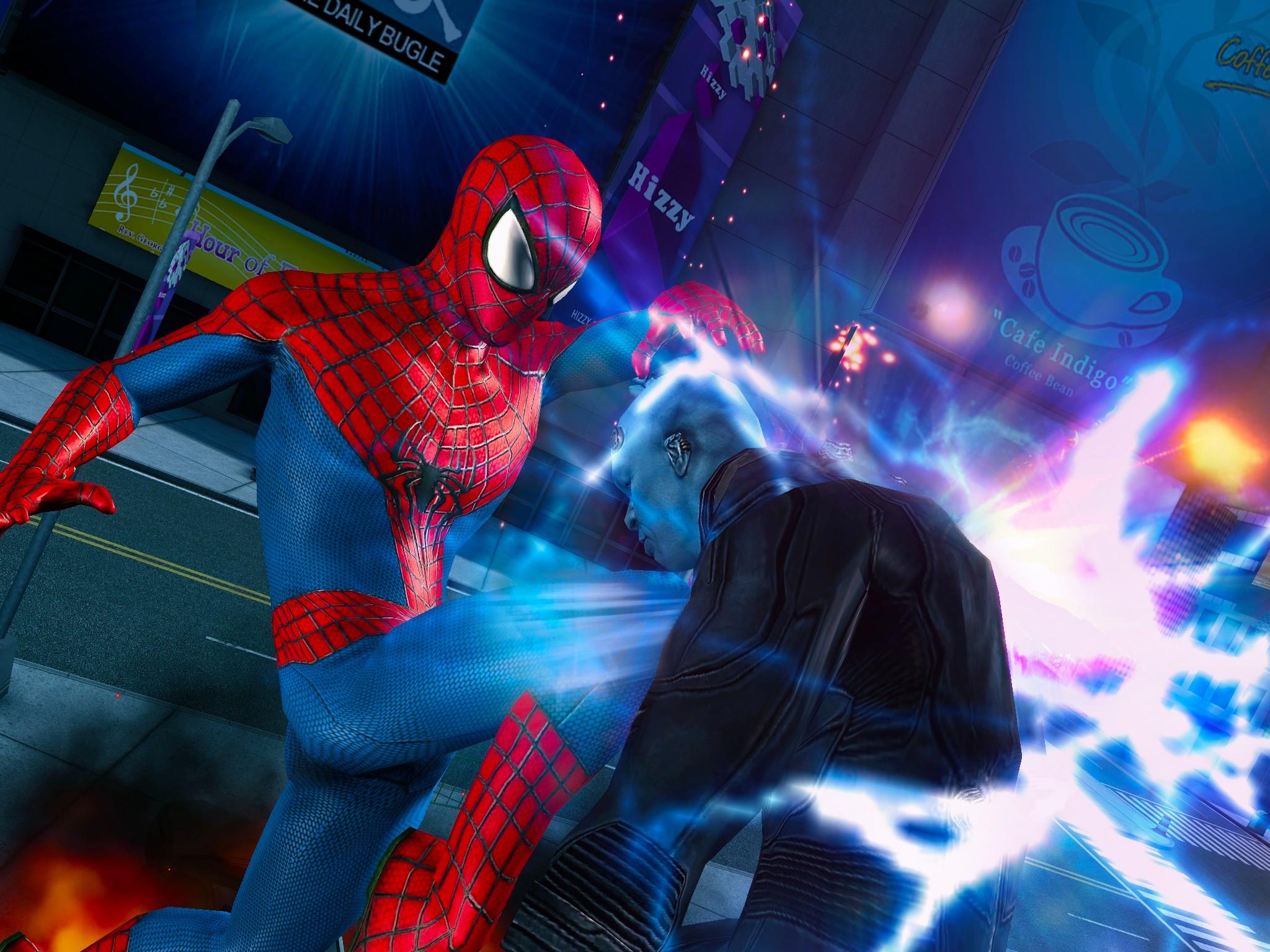 画像集 004 アメイジング スパイダーマン 2 Android 4gamer Net