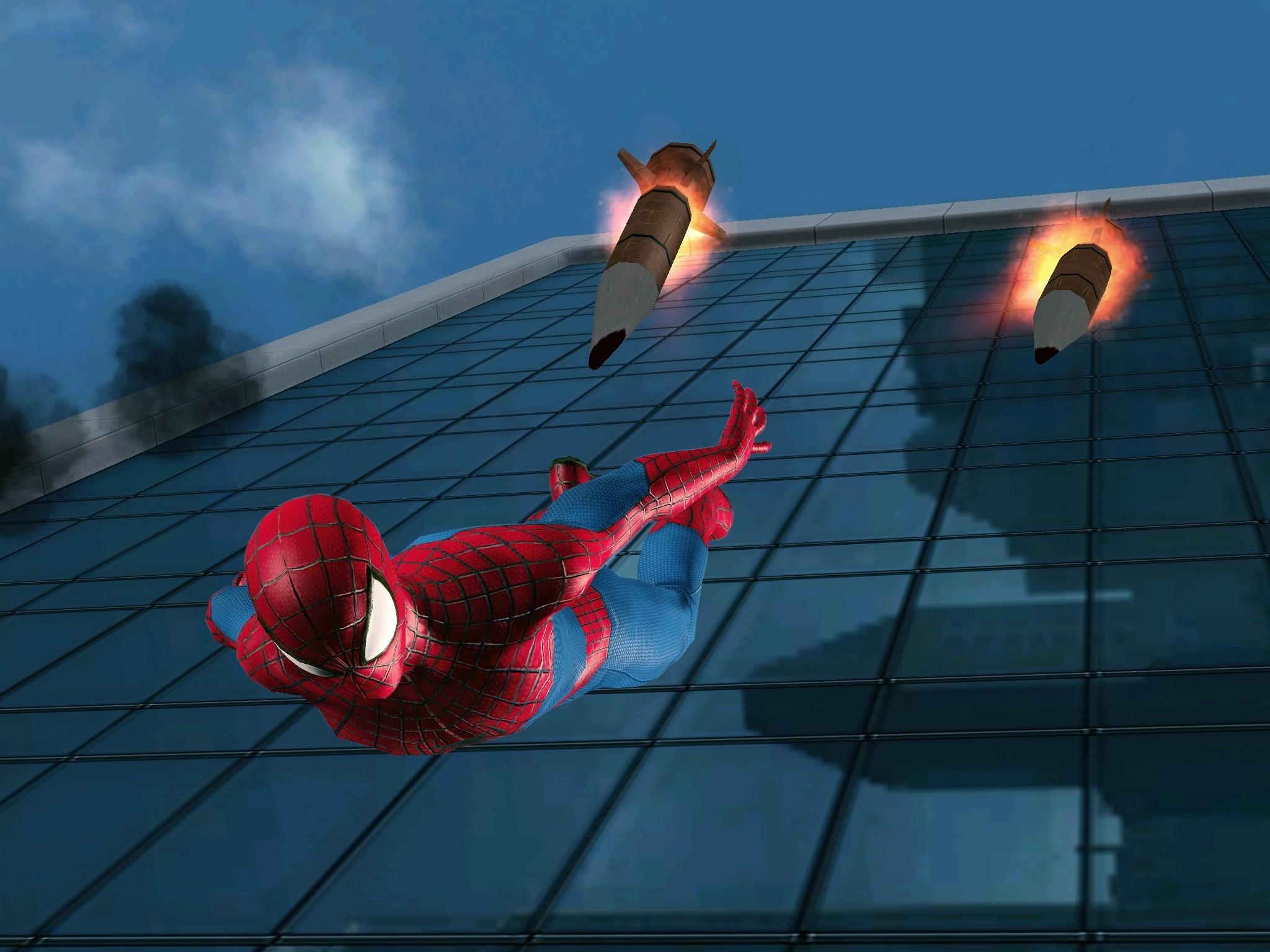 画像集 001 スマートフォン版 アメイジング スパイダーマン2 の配信