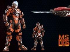 「Halo 5:Guardians」の予約/早期購入特典情報が公開に。特典はマルチプレイで使用できるアーマーセットや武器など追加DLC
