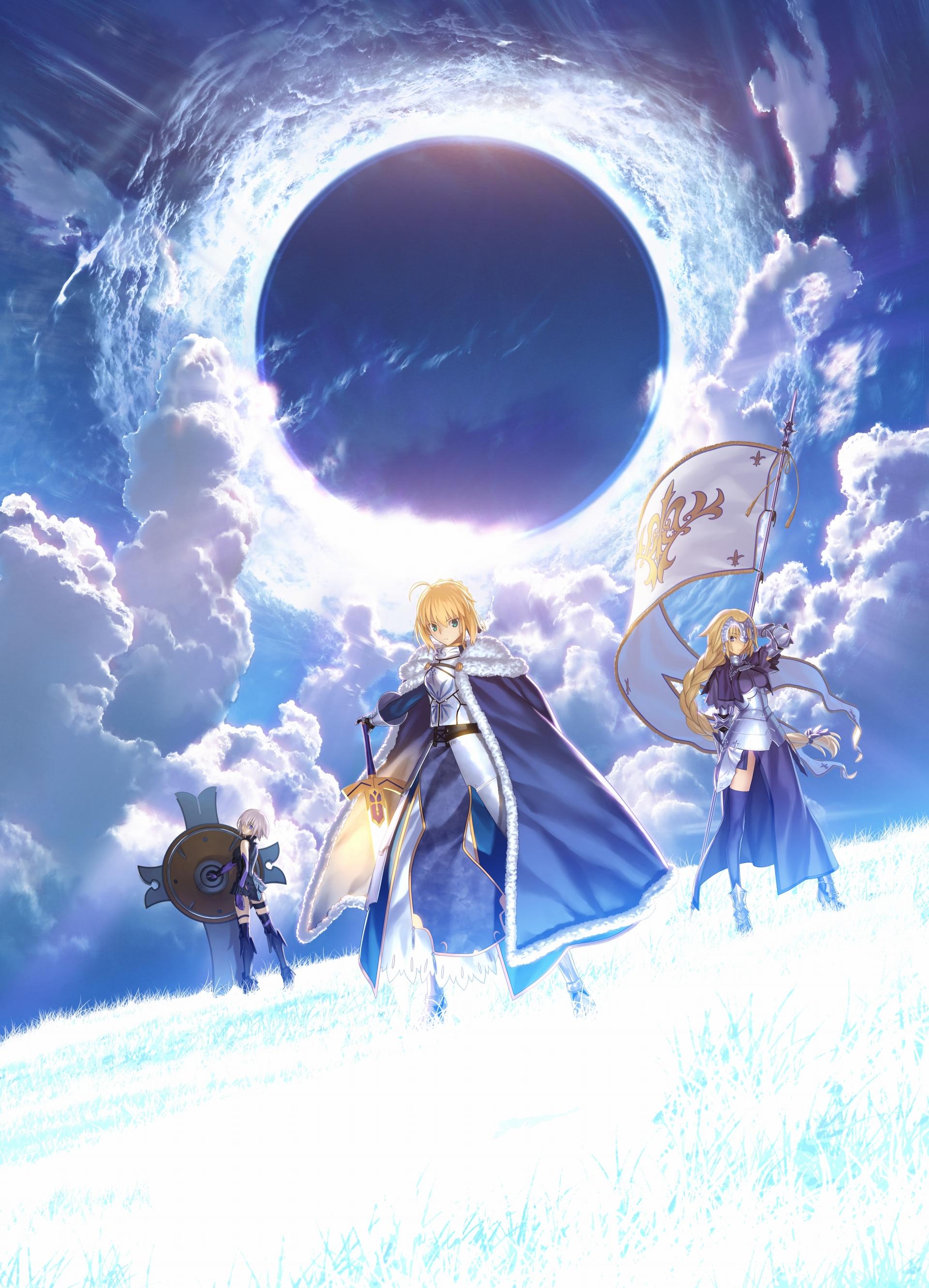 画像集 006 Grand Order がもたらす新しいスマホゲームの形 奈須