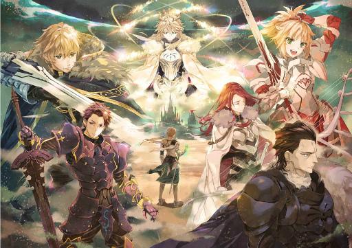 舞台 Fate Grand Order 秋公演が実施決定 イメージイラスト第2弾も公開