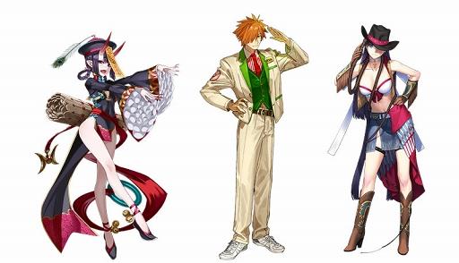 画像(013)「Fate/Grand Order」のメインクエスト第2部 第4章が公開。FGO PROJECTに関する10個の最新情報も明らかに