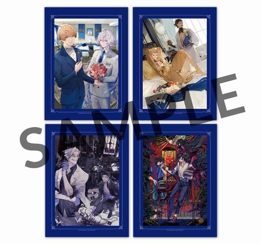 """画像(006)「FGO」,描き下ろしイラスト""""ホテルカルデア""""を使用したグッズが7月13日より受注受付を開始"""
