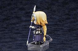 画像(009)「FGO」,キューポッシュシリーズに2騎のジャンヌ・ダルクが登場。「アヴェンジャー/〔オルタ〕」と「ルーラー」