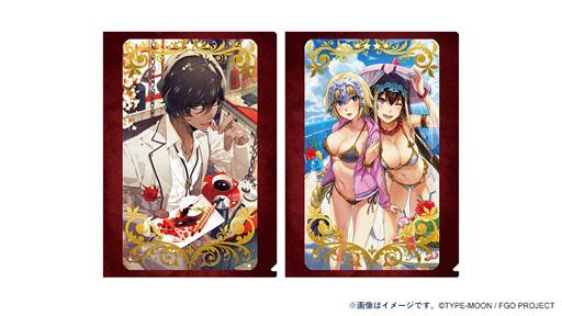 画像(008)「Fate/Grand Order Memories II 概念礼装画集 1.5部 2017.01-2018.04」,8月23日に発売決定